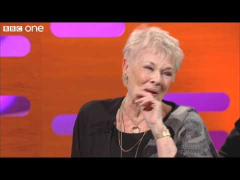 Dame Judi's Career and the Dying Fish Story - The Graham Norton Show - Series 10 Ep 14 - BBC One