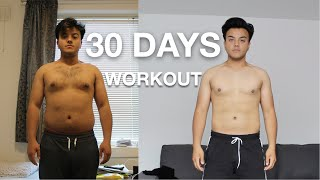 WEIGHT LOSS BODY TRANSFORMATION (30 DAYS) - Before & After results screenshot 3