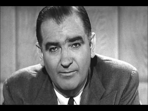 Joseph McCarthy on Democrats