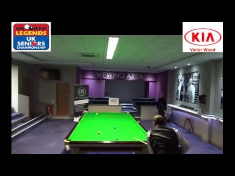 Snooker Legends Live Stream