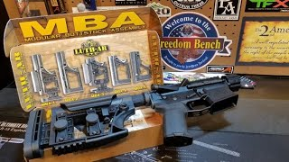 Luth-AR MBA3 Carbine Rifle Stock Review