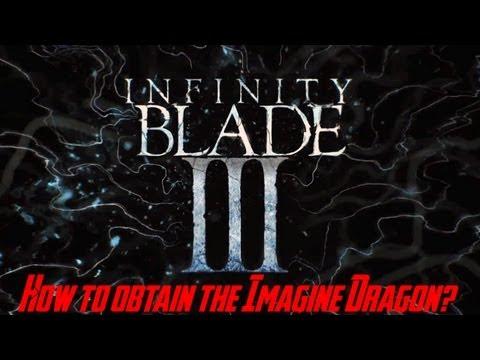 Infinity Blade III - Walkthrough - Secrets: How to obtain the Imagine Dragon?