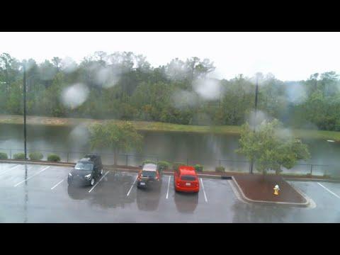 Hurricane Dorian In Jacksonville, North Carolina