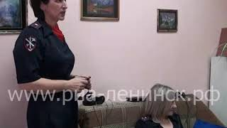 Галина Дедусенко – психолог в погонах