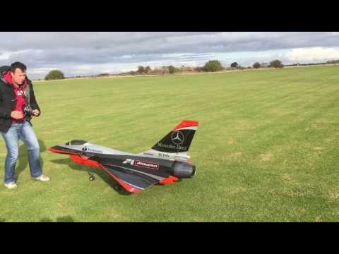 Carf J10 flameout amazing recovery !!!