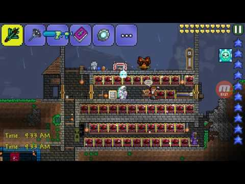 Best Mage Loadout Terraria Ios Android Youtube