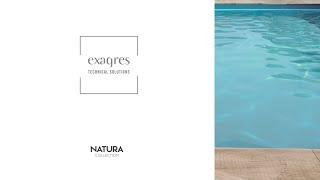 Una madera porcelánica perfecta para exteriores - NATURA by Exagres