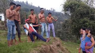 घातक  Best Seen of #Ghatak Movie   YouTube new comedy / dehati comedy
