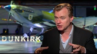 How Director Christopher Nolan's Action Movie Experience Led Him to Finally Make 'Dunkirk'