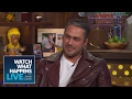 Taylor Kinney Asks Andy Cohen About His Wildest Halloween Costume | Host Talkative | WWHL
