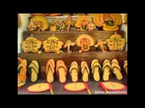 Kerala Handicrafts Online Youtube