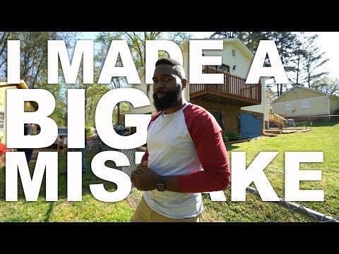I JUST MADE A BIG MISTAKE   Wholesaling Real Estate   Vlog 16