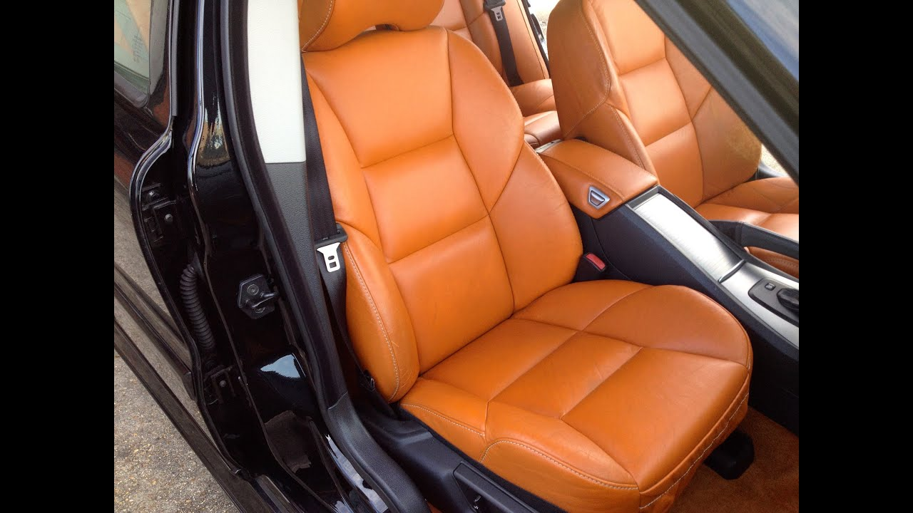 Interior Of 2005 Volvo S60 R For Sale At Metairie Speed Shop