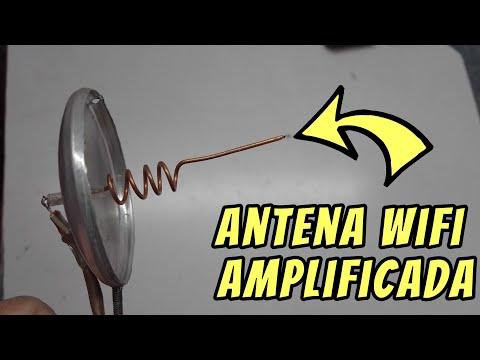 ANTENA WIFI AMPLIFICADA