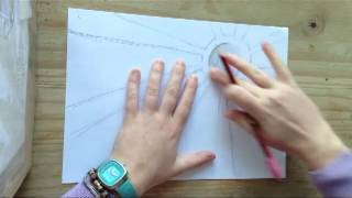 how to draw sunshine