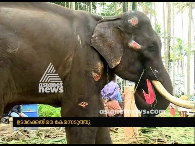 Forest Department takes over Valanjambalam Ganapathy