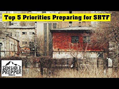 Download Top 5 Priorities to Prepare for SHTF
