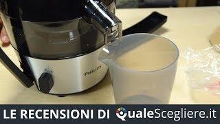 Philips HR1836/00 - Video recensione della centrifuga