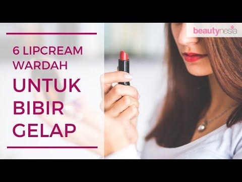 6-pilihan-warna-lipcream-wardah-untuk-bibir-gelap---beautynesia-recommends-beauty