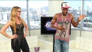 JASON DERULO PLAYS DANCE CHARADES