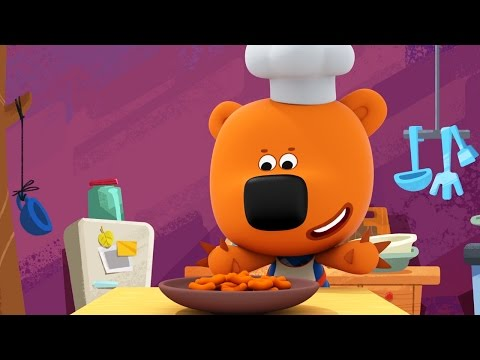 Мультфильм вкусная еда