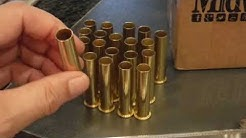 Table Top Review: How Good Is Starline 45/70 Rifle Brass?