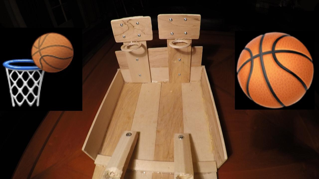 how to make homemade basketball