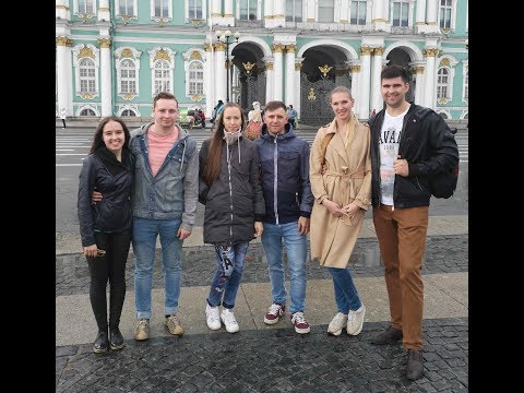Санкт Петербург на майские 2019
