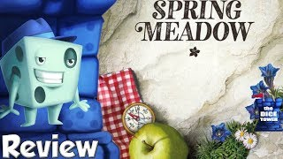 Spring Meadow Review - with Tom Vasel
