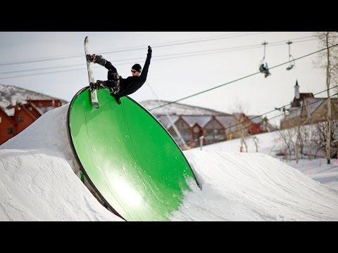 I Ride Park City 2014 - Episode 5 - TransWorld SNOWboarding