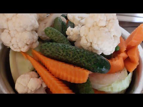 Xar@ Ttu#Խառը թթու#засолка овощного ассорти