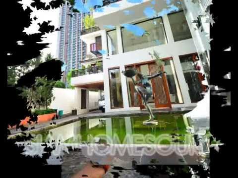 Thailand Real Estate for Sale - Beautiful Mansion in Bangkok
