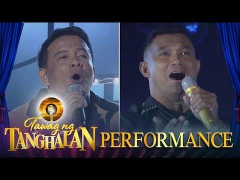 Tawag ng Tanghalan: Ruben Tejano vs. Reynante Buyan