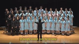 Publication Date: 2019-10-14 | Video Title: 基督教香港信義會心誠中學 第52屆畢業典禮 合唱團 《The