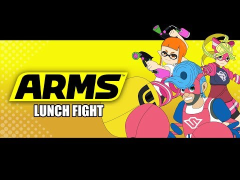 ARMS - Lunch Fight