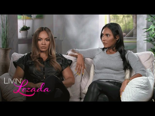 Livin Lozada Cast News Evelyn Her Daughter Shaniece Hairston