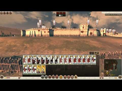 Обзор Total War: ROME II