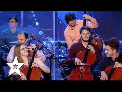 INCREDIBLE Music Ensemble   Auditions Week 1   Românii au talent