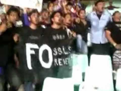Fossils Force @ Eden Gardens 4.4.12.mp4