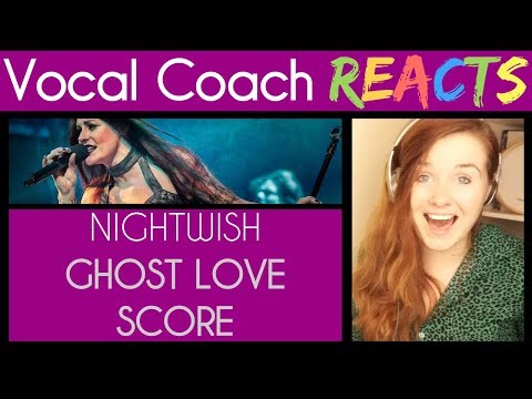 Vocal Coach reacts to Nightwish - Ghost Love Score