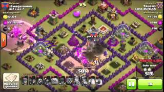 Clash of CLans Victoria 43 CLan Game_Over_Sa