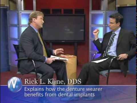 Implant Dentistry Creates New Smiles