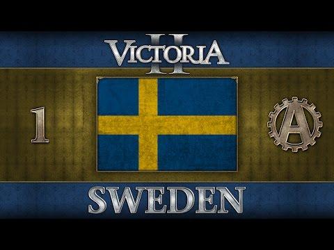 Victoria 2 Let's Play Sweden 1
