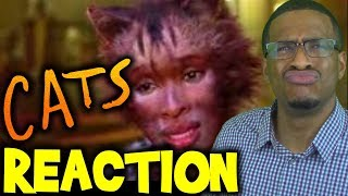 Cats - Trailer Reaction & Review