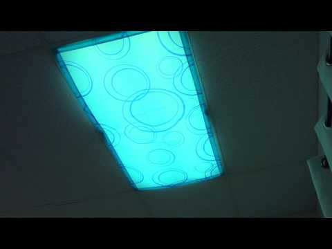 Fluorescent Light Covers By FlagHouse