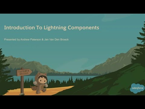 Introduction to Lightning Components (1)