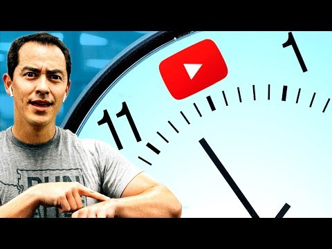 How To Balance Full-Time Work & Your YouTube Channel -5 Tips
