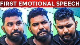 VJ Ashiq Emotional Speech on Save Delta   VJ Rukshanth   Gaja Cyclone Relief
