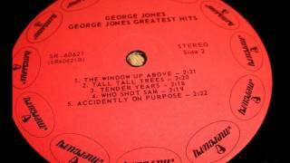Who Shot Sam , George Jones , 1959 Vinyl