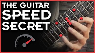 How To Sound Faster WITHOUT Playing Faster! | Guitar Lesson